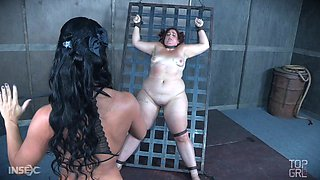 BBW ass abused so hard that it turns black and blue