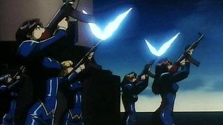 Agent Aika #3 OVA anime (1997)
