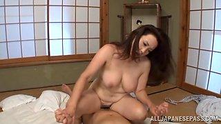 Yuuko Kuremachi hot mature Asian doll in hot position 69