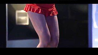 Jin se yeon  shaking it in a bikini