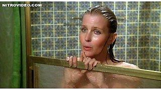 Mesmerizing Blonde Bo Derek Shows It All in the Shower