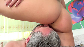 Megan Sage Cum Eating Cuckold