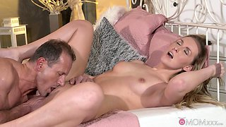 Exotic pornstars George, Jenny S in Incredible Cumshots, Small Tits xxx clip