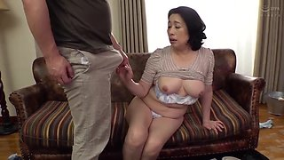 HOT JAPONESE MOTHER IN LAW 13210