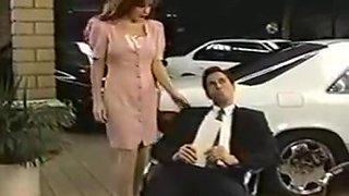 Classic fuck in car showroom 1995