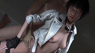 Anime Sexy DmC Bitches Big Natural Titty Fuck in All Poses