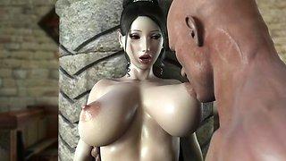 Secret of Beauty 3 Uncensored 3D Animation