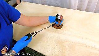 Nurse Milks Her Patient Using Special Machine 8 Min