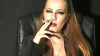 Mistress Marilyn - Smoking 5