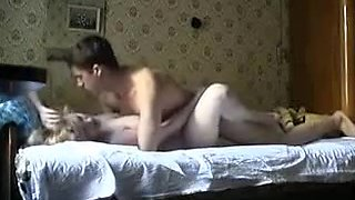 Russian Sexually Excited College Fella Bonks Mature Russian Mom on Video