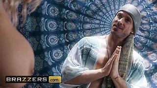 Brazzers - Dirty Masseur - Karma Rx Johnny Sins - Humping My Chakras