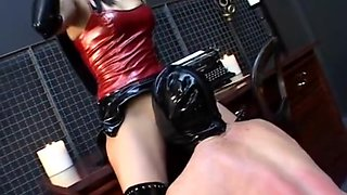 Mistress take Pleasure