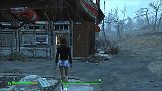 Fallout 4 Elie synth sex