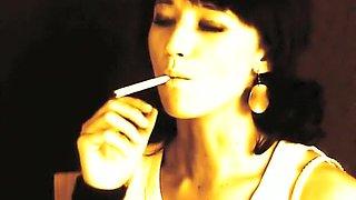 Exotic amateur Smoking, Compilation sex movie