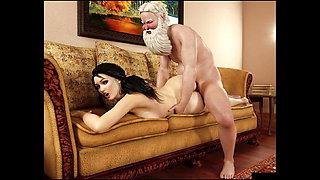 Santa is cuming