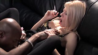pussy licked with smoking 4