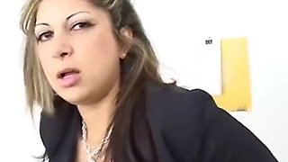Gia Jordan in Naughty Office