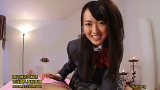 Asian doll Risa Tachibana fucked hard