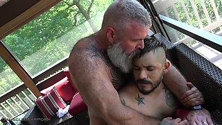 Muscle Bear Porn Te Amo Papaacute