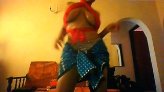 African bombaclat dancing 2
