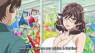 big tits anime anal sex scene clip