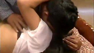 Indian Couple Erotic Love In Bedroom