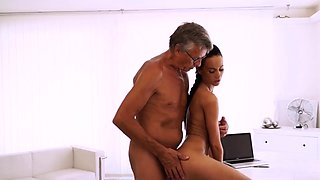 Teen first adult video time Finally she's got her manager