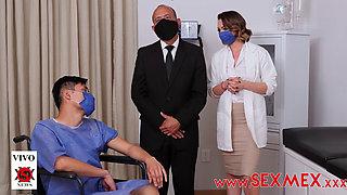 Emily Thorne Russian Vaccine