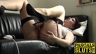 tasty slave slut gets punished hard by her horny fucker