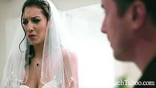Bride Blackmailed By Brother-In-Law And Fucked – Bella Rolland