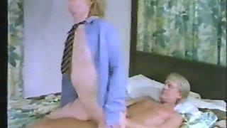 Boarding School Classic Porn