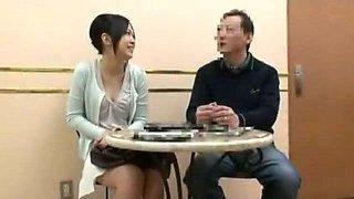 Horny Japanese girl Nachi Sakaki, Asuka Mitsuki in Exotic Couple, Close-up JAV clip
