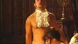 Lady In The Iron Mask 1 (1998) Classic porn
