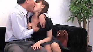 Skinny Asian rides for semen in spy cam Japanese sex video