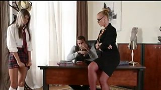 OUR SCHOOLGIRL PUNISHMENT video