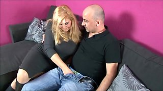 Robin Reid & Musa Libertina: Mature Big Tits Housewife Fucks Seller'S Dick