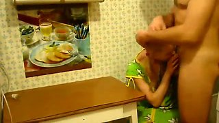 mom get hammered hardcore in kitchen prt2 on boobsmilfcam.com