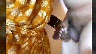 Desi maid hand job compilation