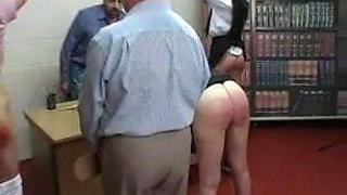 The Teacher Punishment