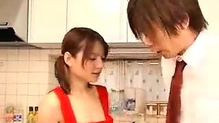 Young japanese girl fucked and cummed on Japanese