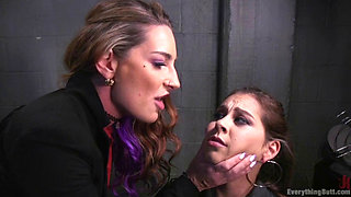 Partners in Crime Dirty Cop punishes her suspect with Brutal Anal