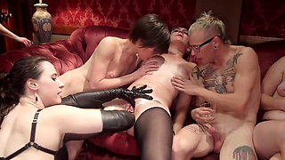 BDSM Fisting Party