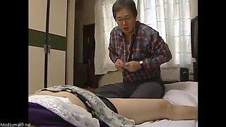 Sleep ko: japanese dr take advantage of patient