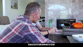 DaughterSwap - Daughters Fucked by tricky dads