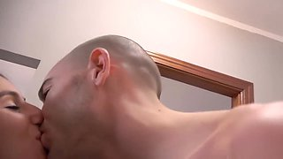 Milk lunch-Ordinary day leads to mutual oral sex, intense vaginal n cumshot