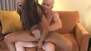 Crazy pornstar Keeani Lei in incredible college, deep throat adult movie