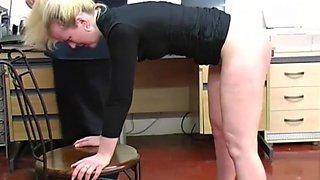 My Joanna Bared for her Thrashing Full Video-Edit