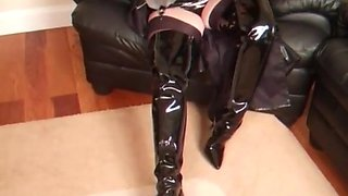Lady Lucy Mistress Kinky Boots part 2