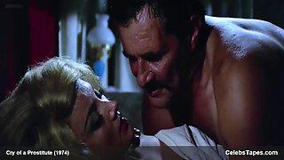Barbara Bouchet nude sex tape