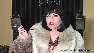 cruella's smoking interrogation